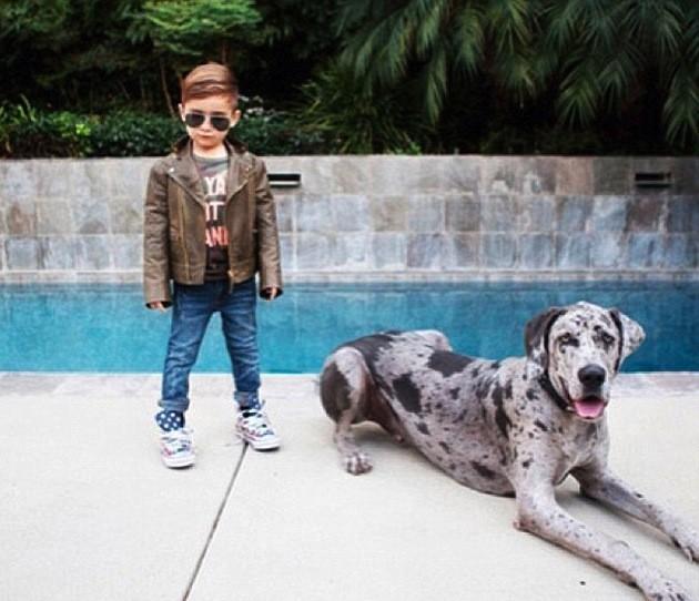 Alonso Mateo : un little boy de cinq ans qui s'avère être le garçon le plus stylé de la planète !