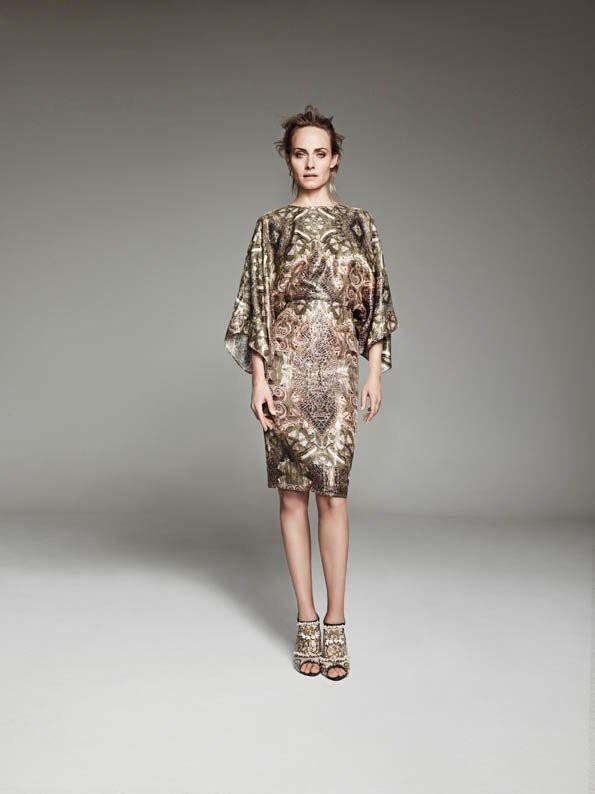 Amber Valletta pour H&M Conscious