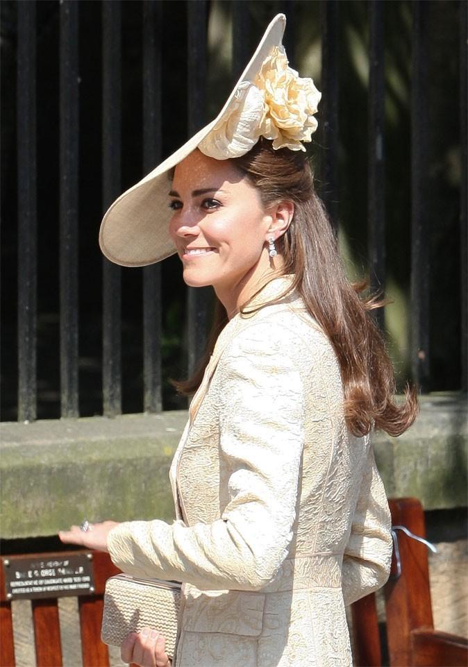 On se demande pourquoi elle n'a pas choisi la photo de Kate pour sa promo…