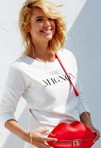 Mode : Ashley Benson : égérie de la nouvelle collection Divided d'H&M !