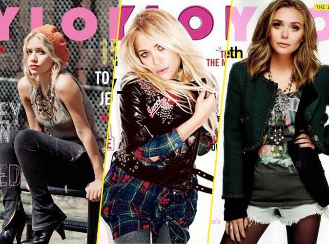 Ashley, Mary-Kate et Elizabeth Olsen ont fait la couverture de Nylon !