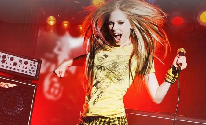 Avril Lavigne, chanteuse avant tout !