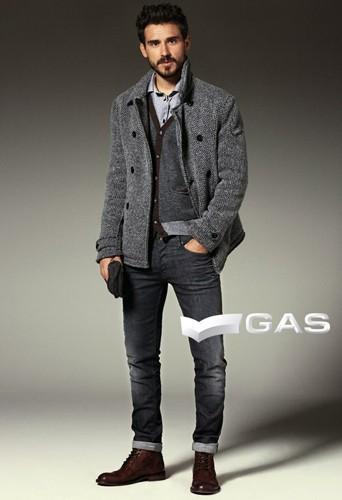 Artur Kulkov pour Gas Jeans.
