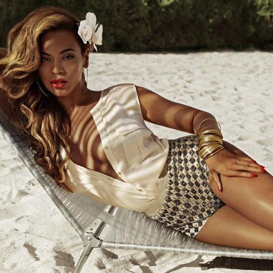 Première photo de Beyoncé pour H&M !