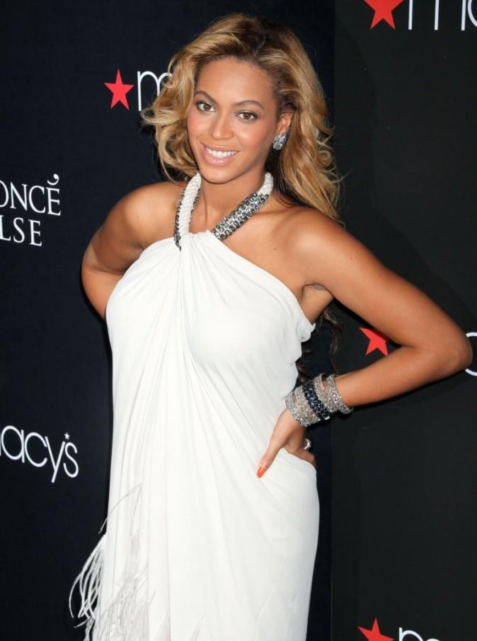 Beyoncé ressemble à une déesse grecque