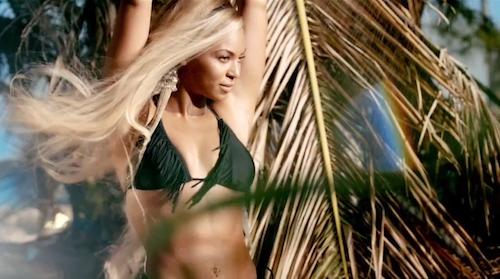 Beyoncé a présenté son nouveau tube : Standing on the Sun !