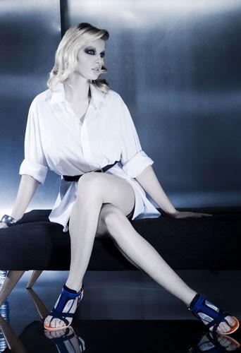 Mode : le modèle Serena de Pierre-Alexis Hermet pour Bata