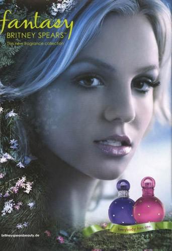 """Britney Spears fête les 10 ans de son parfum """"Fantasy"""" !"""