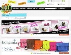 Lollil.com : le nouveau econcept-store