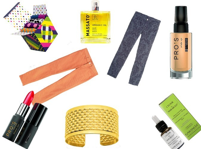 Retrouvez toutes les tendances mode de la semaine !