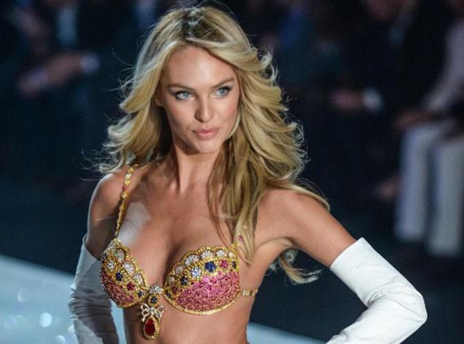 Mode : Candice Swanepoel : elle s'est inspirée d'Adriana Lima pour le show Victoria's Secret !