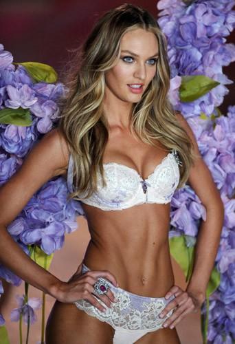 Candice Swanepoel avait déjà fait ses preuves en tant qu'Ange de Victoria's Secret !