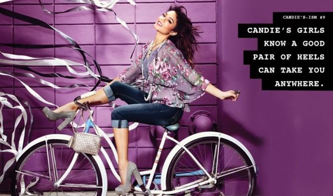 Vanessa Hudgens pour Candie's