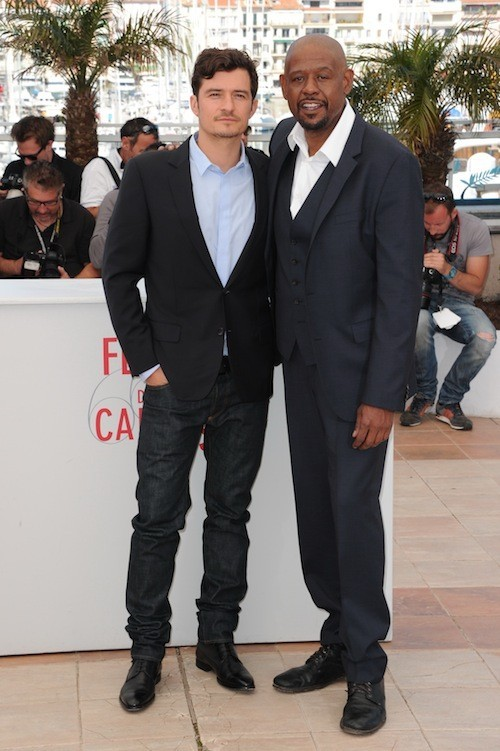 Zulu : Orlando Bloom et Forest Whitaker