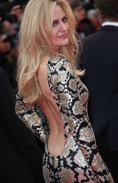 Aimee Mullins le 16 mai 2013
