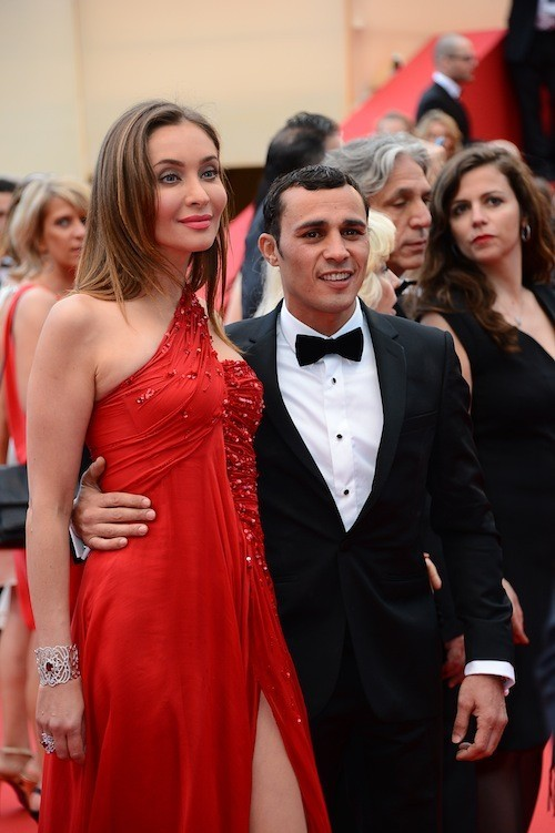 Isabella Orsini et Brahim Asloum