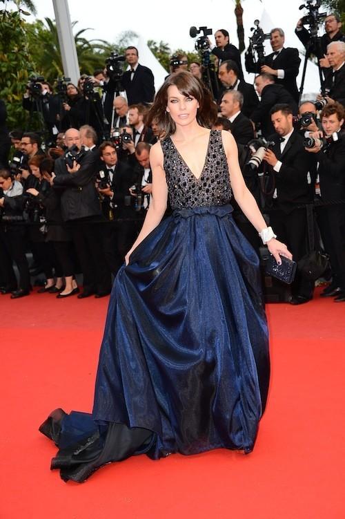 Milla Jovovich le 22 mai 2013