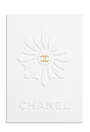 L'invitation au défilé Chanel Croisière !