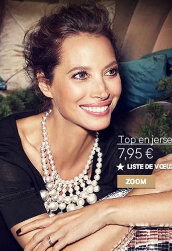 Christy Turlington paraît 20 ans de moins en égérie H&M dans la nouvelle campagne !