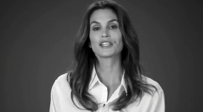 Cindy Crawford pour la campagne JCPenney