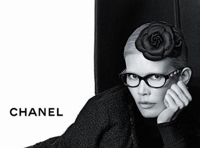 """Les lunettes de vue de la collection """"Prestige"""" de Chanel !"""