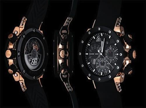 Les montres Jacob & Co peuvent atteindre le millIon de dollars!