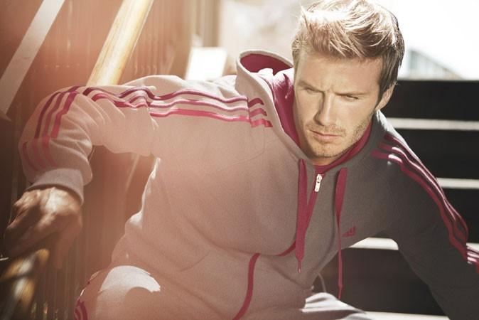 David Beckham pour Adidas !