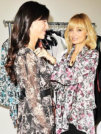 Collection printemps-été 2012 de Nicole Richie pour QVC