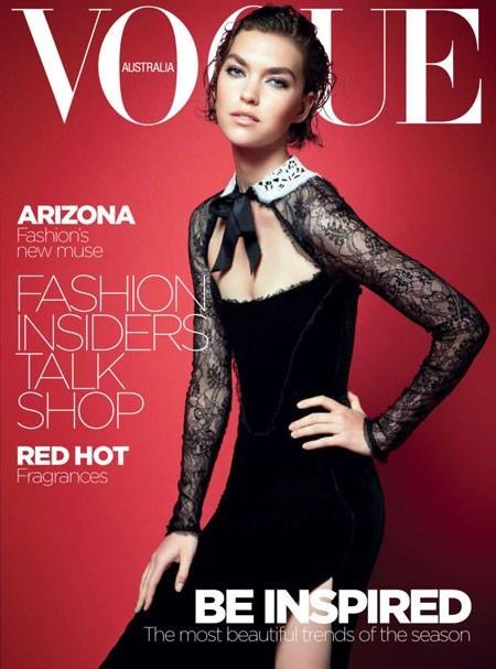 Arizona Muse : n°1 du top Vogue 2011 !