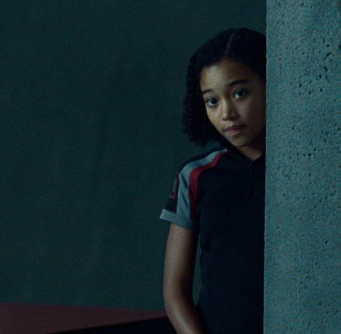 Amandla Stenberg dans Hunger Games