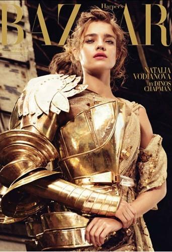 Harper's Bazaar Décembre 2010