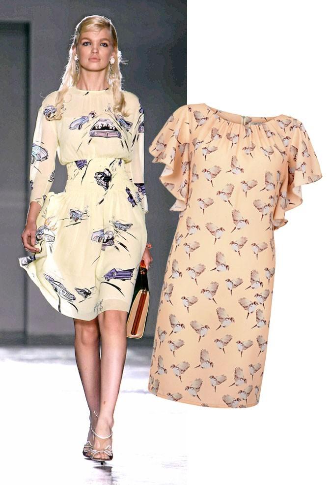 La robe Prada en moins cher chez New Look