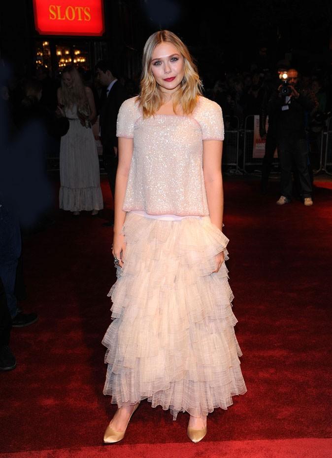 Elizabeth, danseuse étoile !