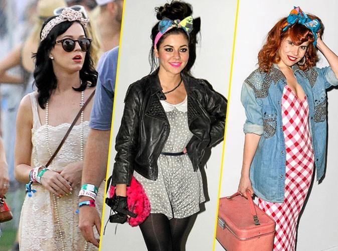 Elles portent toutes... Un headband noeud !