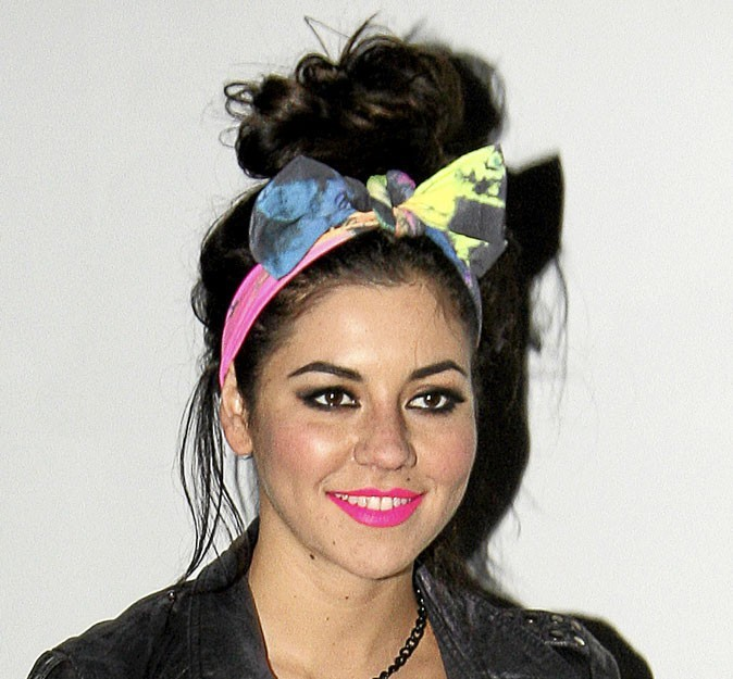 Le headband noeud de Marina Diamandis !