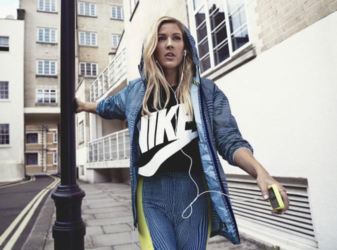 Mode : Ellie Goulding nouvelle ambassadrice Nike