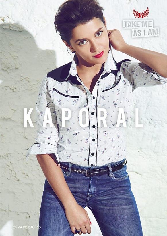 Mode: Emma de Caunes, JoeyStarr, Inna Modja, Julian Perretta… tous réunis pour Kaporal !