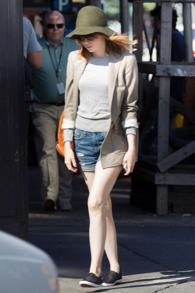 Mode : Emma Stone : alerte à la fashion fixette !
