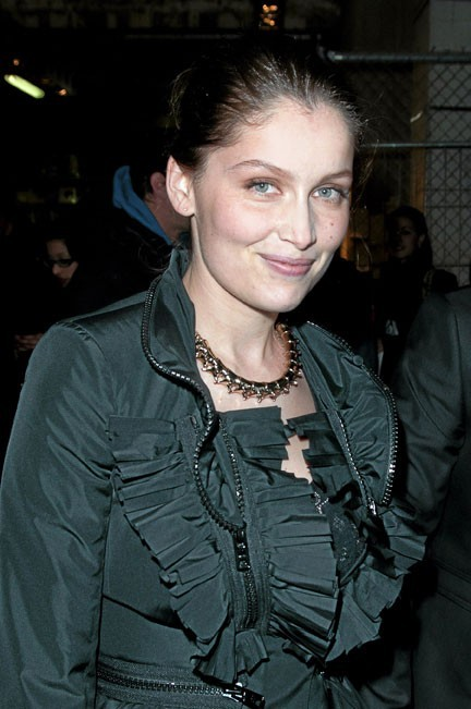 Laetitia Casta en Givenchy