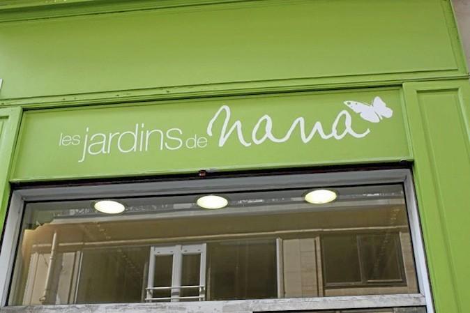 À essayer chez Les Jardins de Nana, 3, rue Française, Paris 1er. www.jardinsdenana.com. Tél. : 01 45 08 18 02.