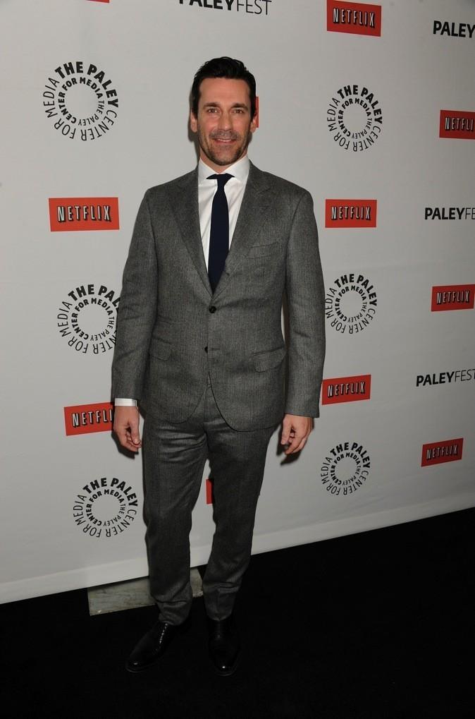 2012 : Jamais sans son costume gris !