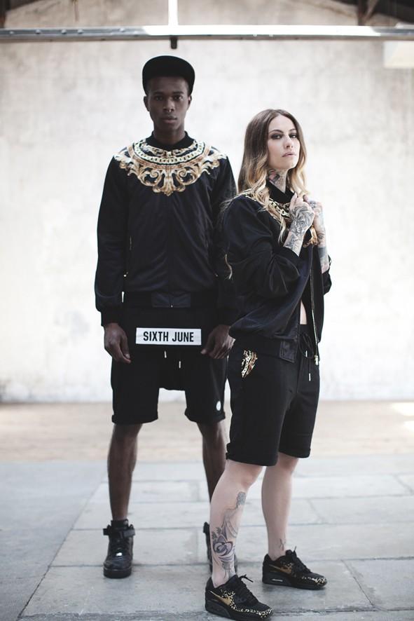 Fanny Maurer (SS6) en Sixth June, la marque streetwear à découvrir !