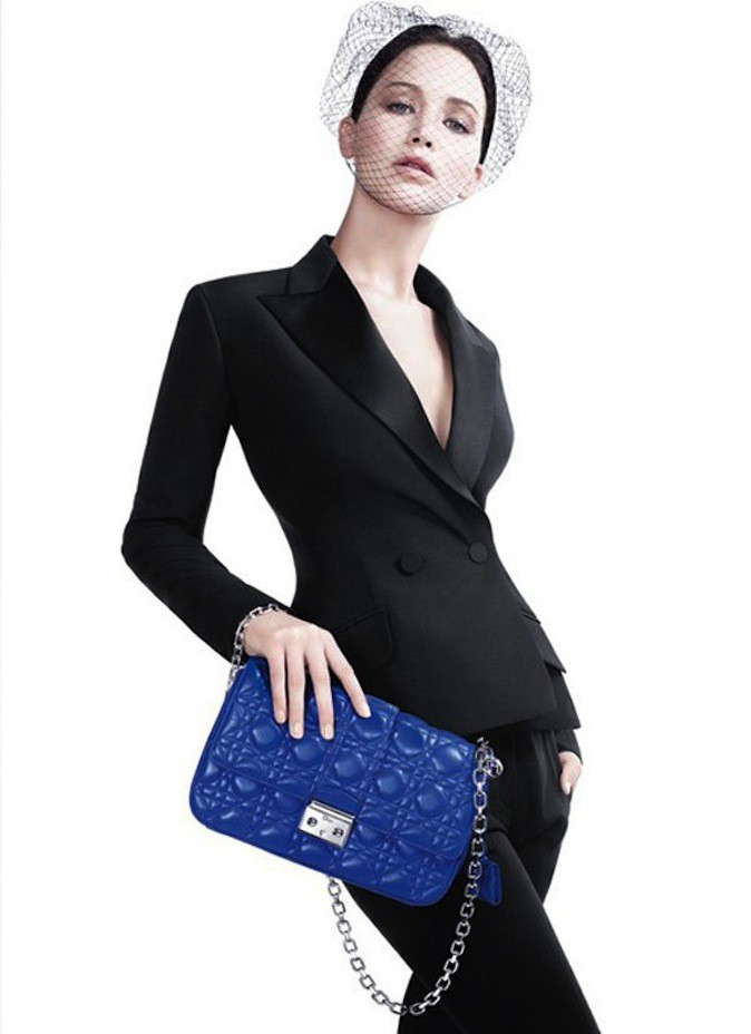 Jennifer Lawrence pour Dior !