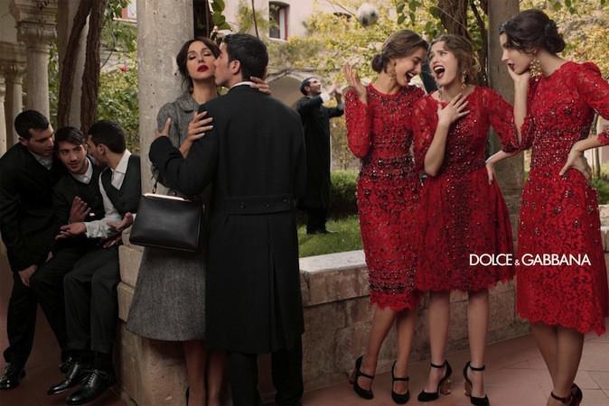 Monica Bellucci et Bianca Balti pour Dolce & Gabbana !