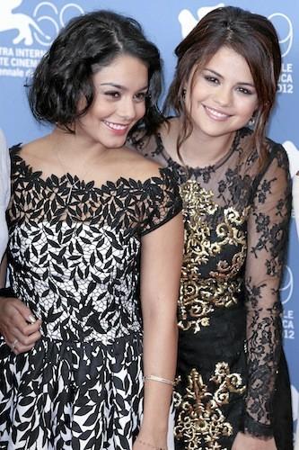 Vanessa Hudgens & Selena Gomez