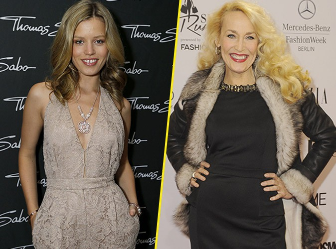 Mode : Georgia May Jagger : sa mère Jerry Hall se confie à propos de sa fille !