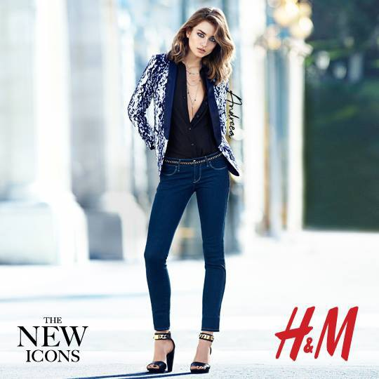 Campagne printemps-été 2014 H&M