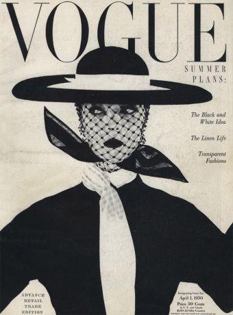 Jean Patchett : 16 couvertures pour Vogue!