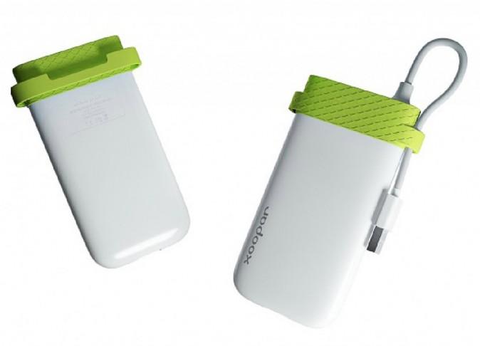 Chargeur externe Icebang sur xoopar.fr 44,90€