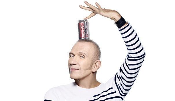 Jean Paul Gauthier pour Coca-Cola